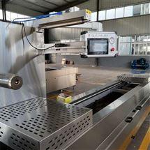 DZR-520风味豆干全自动拉伸膜包装机