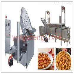 ys65-lll油炸锅膨化食品生产线