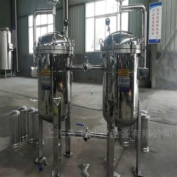 碳钢双联切换过滤器