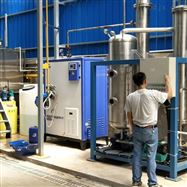 LWS燃氣蒸汽鍋爐
