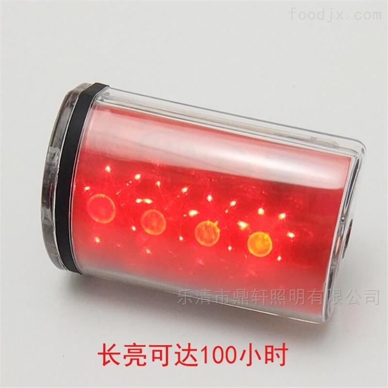 鼎轩照明LED强光方位灯公路警示标志灯3.7V