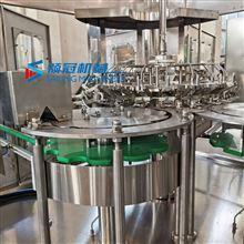 气泡含气碳酸饮料灌装设备生产线