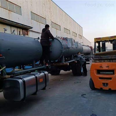 900/1200灌装高温高压蒸汽式海鲜杀菌锅