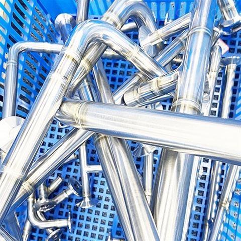 现场施工卫生级不锈钢管道自动焊机