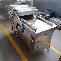 DZ-600甜玉米连续包装机 水果玉米抽真空封口机