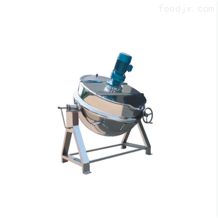 电加热凉粉夹层锅