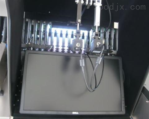 不锈钢口服液半自动灯检机