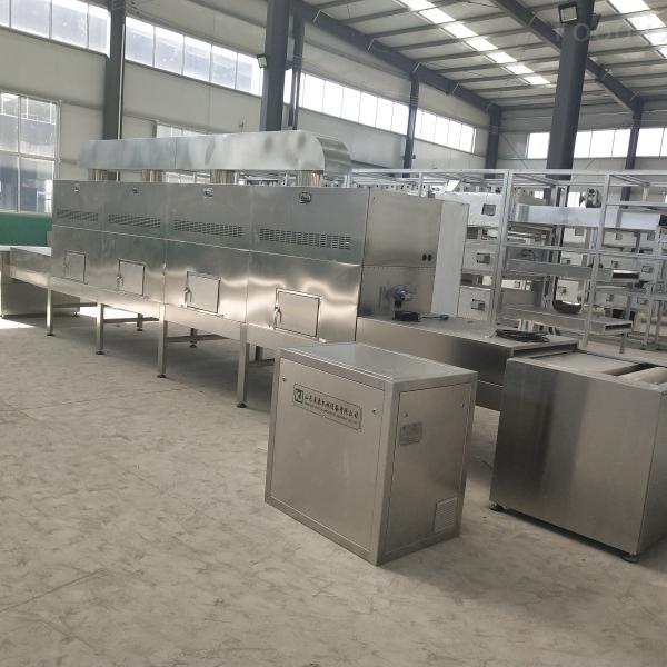 水洗五谷杂粮烘熟设备,水洗杂粮熟化设备