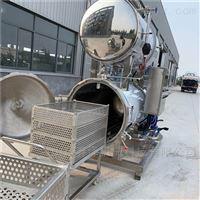 600/1000蛋类双层电加热高温高压杀菌锅