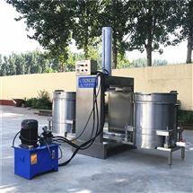 废油渣脱水压榨机