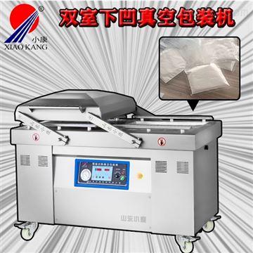 DZ-600/2S面粉类物品下凹真空包装机