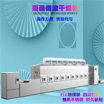 RC-20HM全自动连续式大葱蒜片微波干燥设备生产线