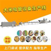 EXT100大米吸管生产设备价格