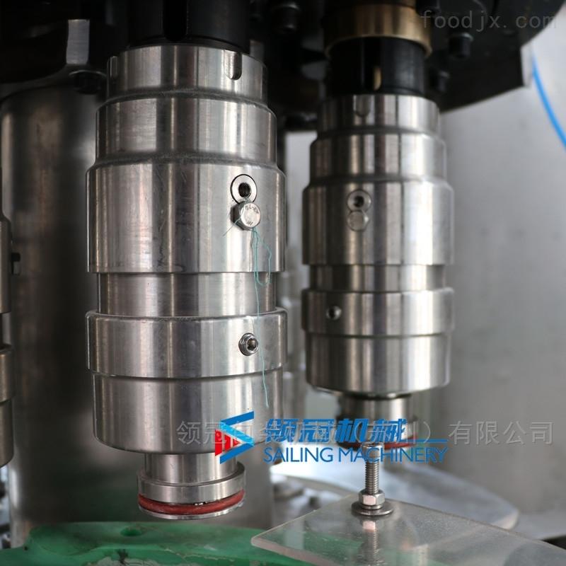 液体果汁饮料灌装生产线灌装机