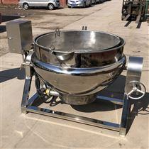 RC400L大型厨房蒸煮酱料熬煮专用夹层锅