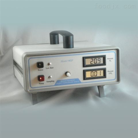 在线氧气二氧化碳分析检测仪