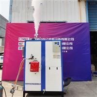 300kg燃气燃油蒸汽发生器天然气工业锅炉