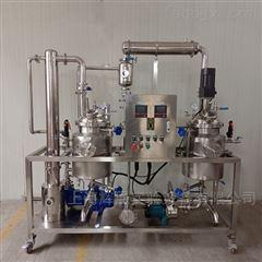 HZ-TNG-10L10L不锈钢提取浓缩机组