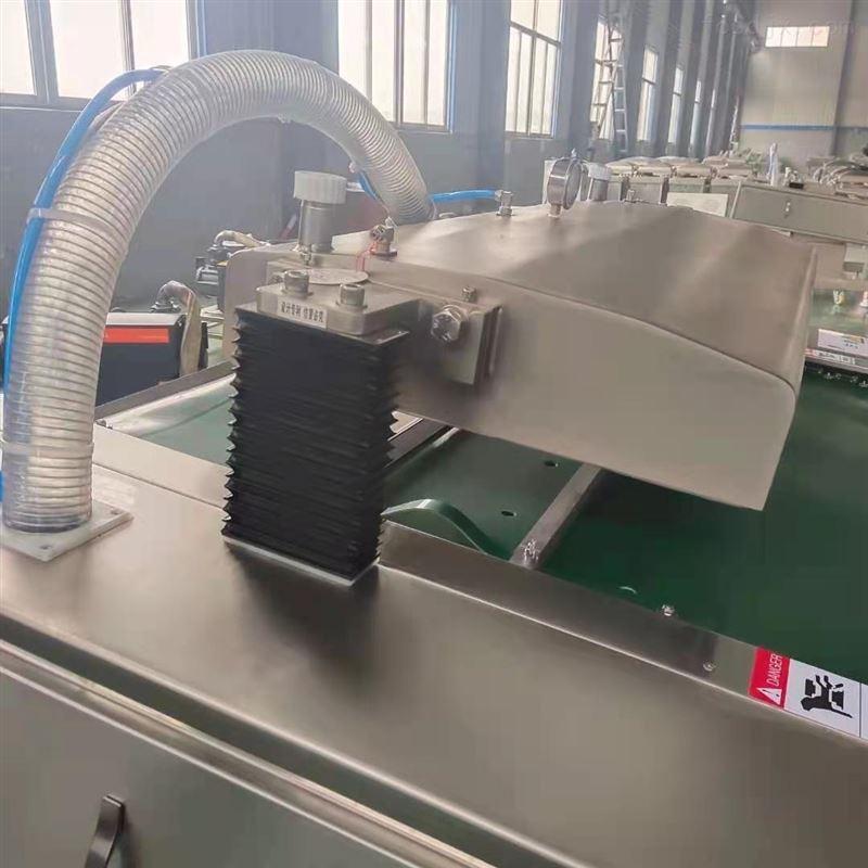 山东小康机械滚动式双封线真空包装机
