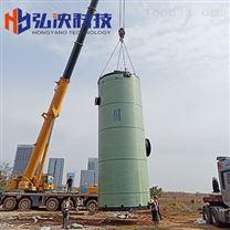 广东一体化泵站厂家市政工程现场指导安装
