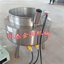 电加热导热油松香锅猪头蹄拔毛黄香锅