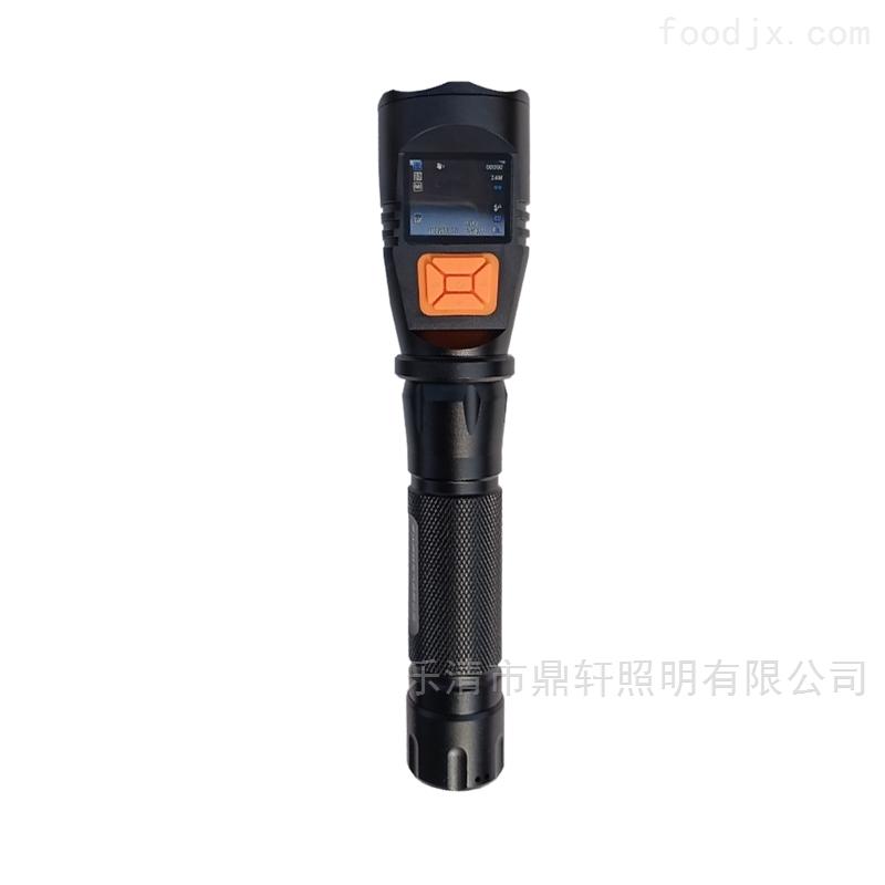 多功能带屏摄像手电筒32G/64G铁路记录仪