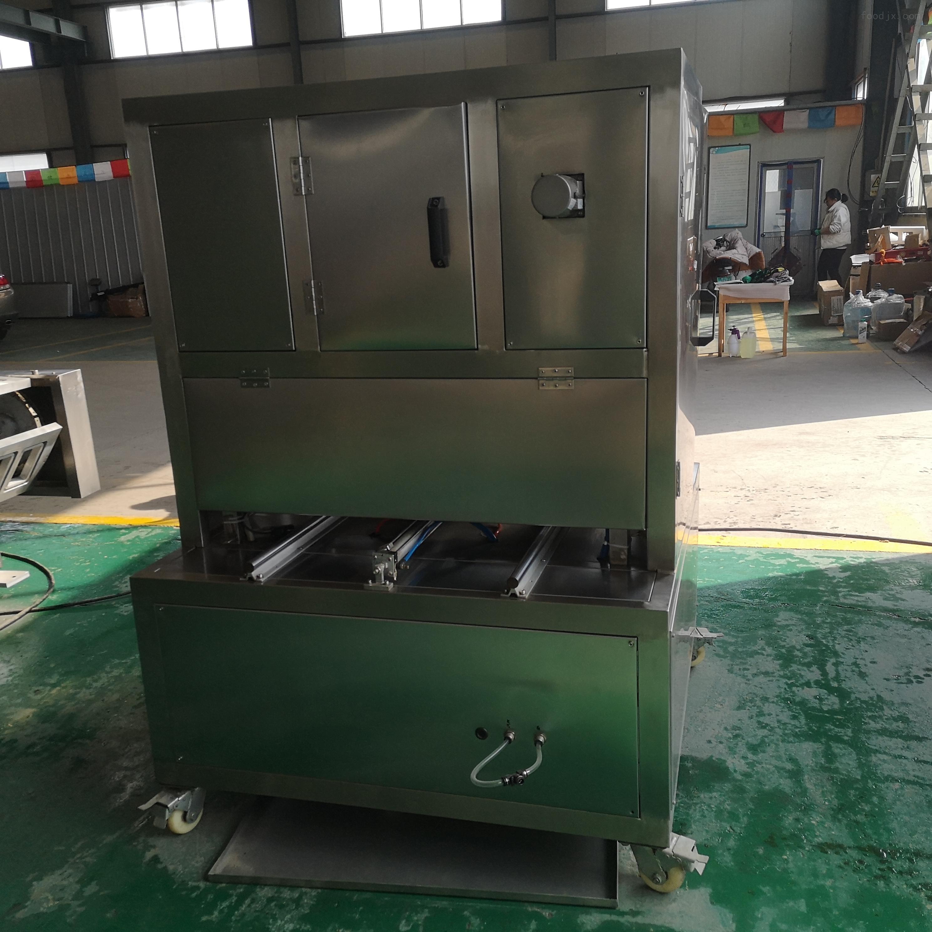 原味西瓜子盒式气调包装机