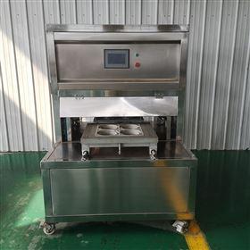 新蒜蓉烤鱼盒式气调包装机