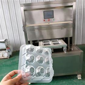 野生酸枣饼酸枣糕盒式气调包装机