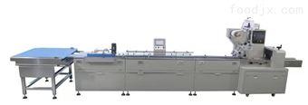 AG-250B-LLX饼干类全自动理料包装线(标准定制)