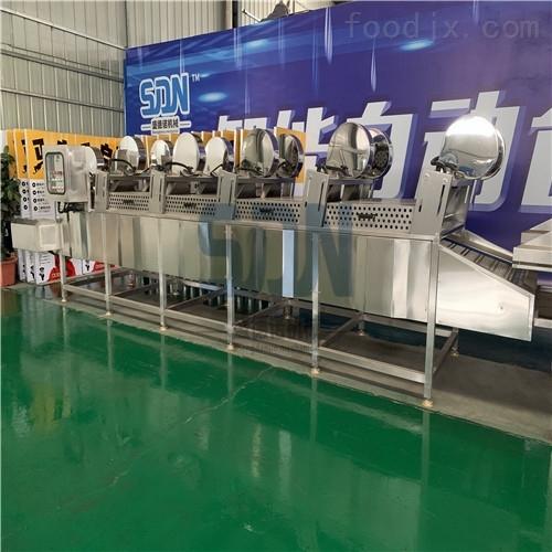 厂家定制速冻甜玉米加工生产线