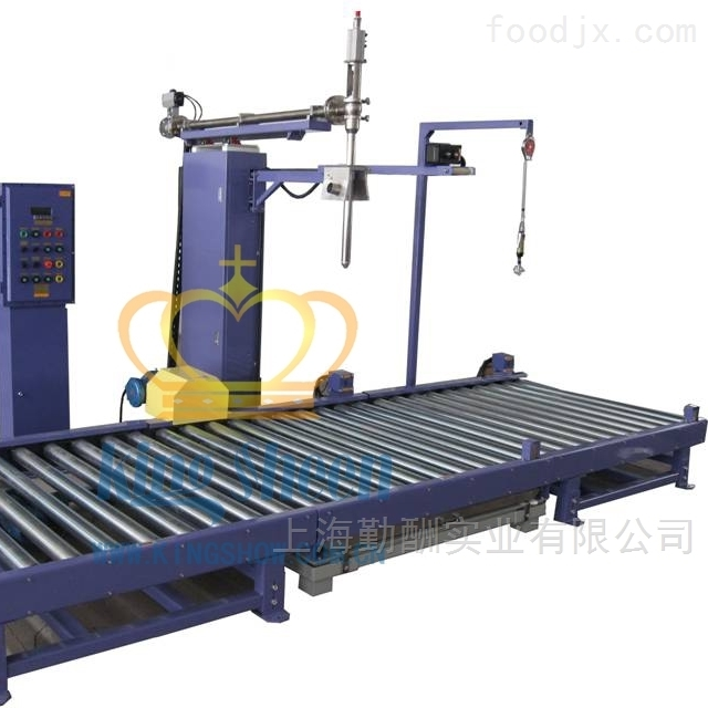 ADF-1200L4液体物料自动称量灌装秤