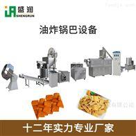 TSE70油炸食品生产线   济南膨化机生产厂家