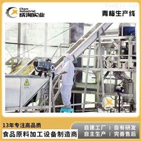CXL-GZ定制 浓缩枣汁生产线 果蔬浓缩汁加工设备