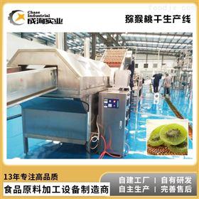 CXL-GG芒果猕猴桃干梨脯加工 果干果脯成套生产线