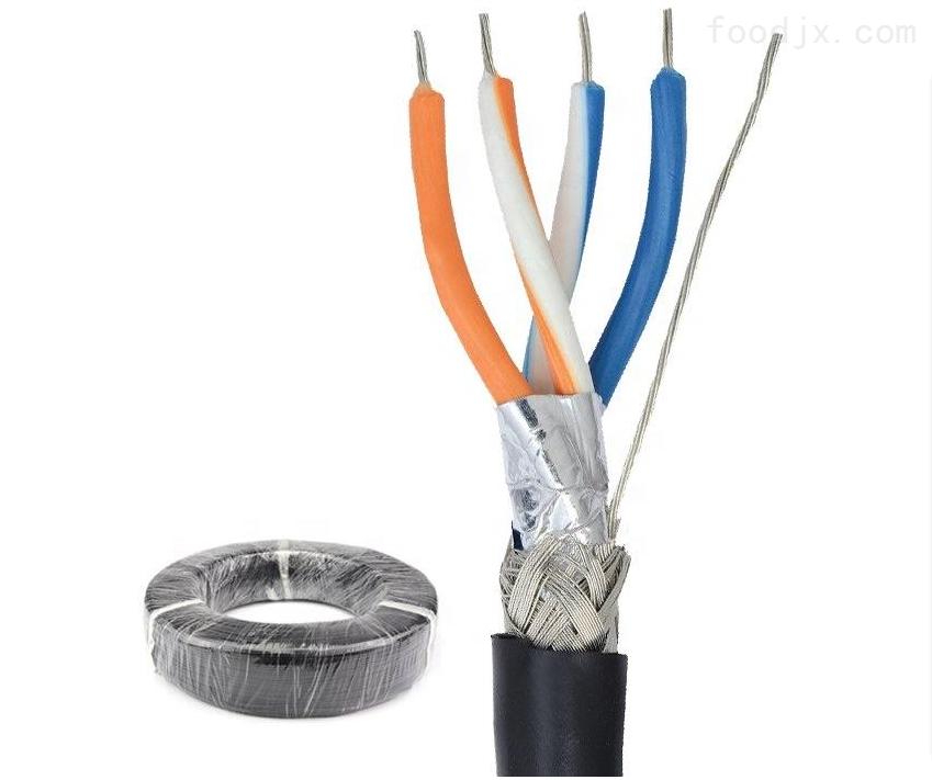 RS485通讯电缆1*2*24AWG屏蔽电缆