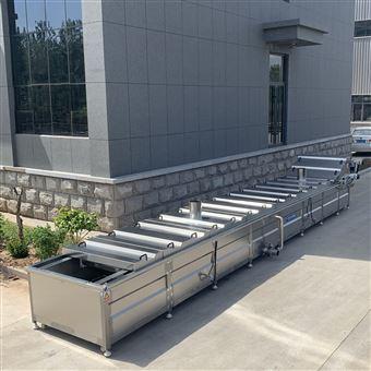 QD-60000袋装产品水浴式巴氏杀菌机
