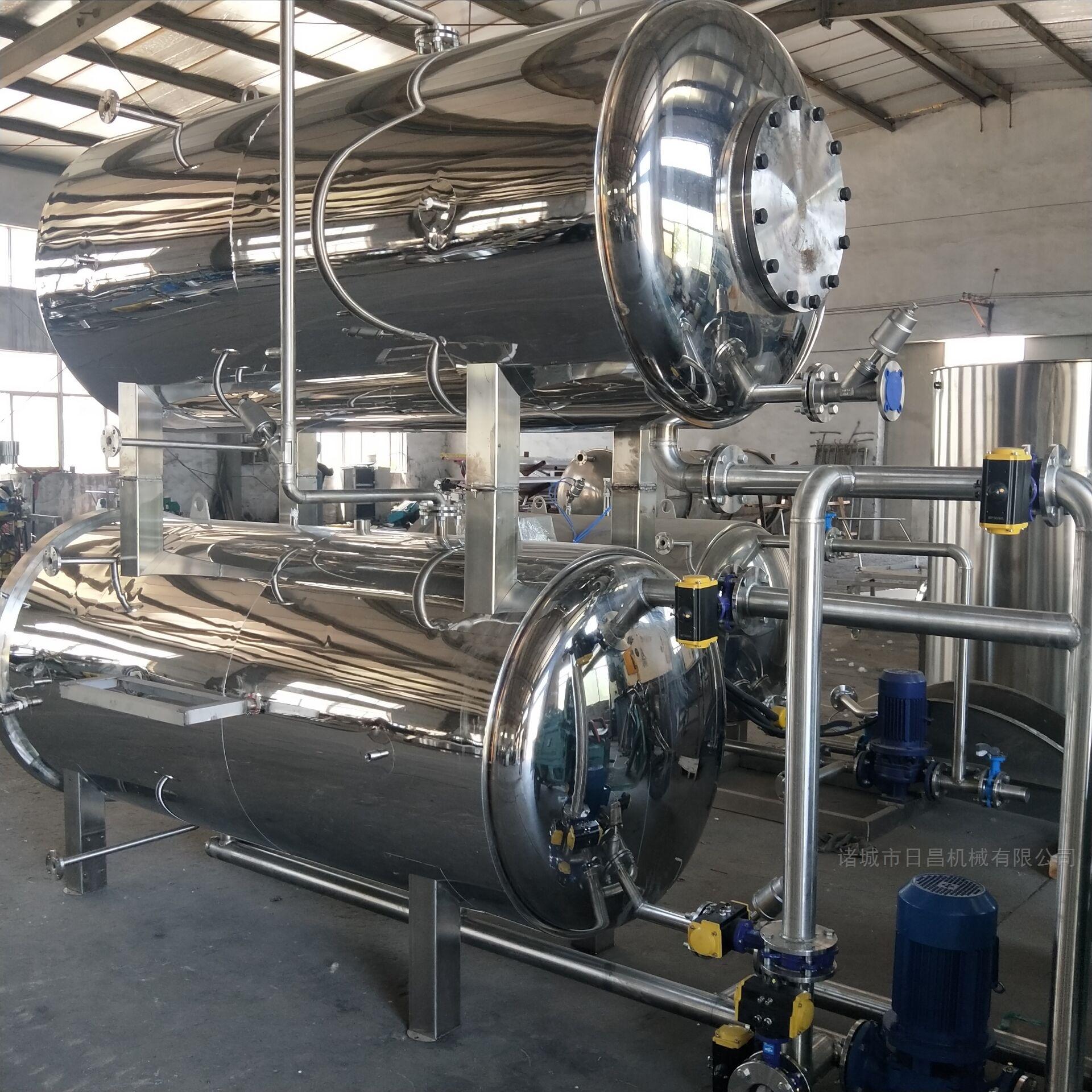 专业生产全自动蒸汽杀菌锅厂家直供