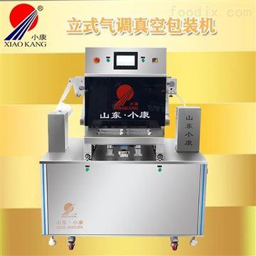 DH-ZQ韩式泡菜盒装立式气调真空包装机