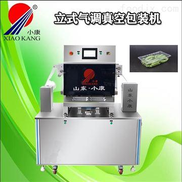 DH-ZQ盒式气调真空包装机包装冻榴莲