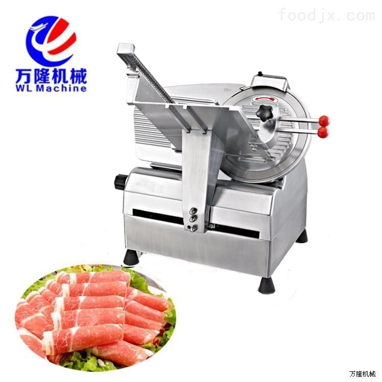 全自動凍肉切片機