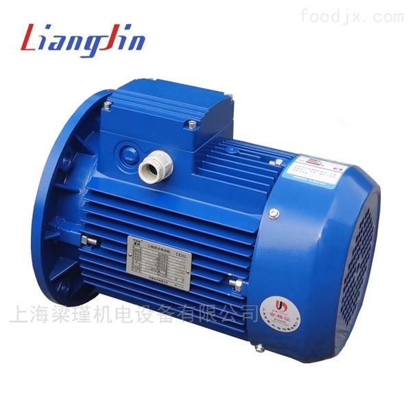 MS90L-4清华紫光电机
