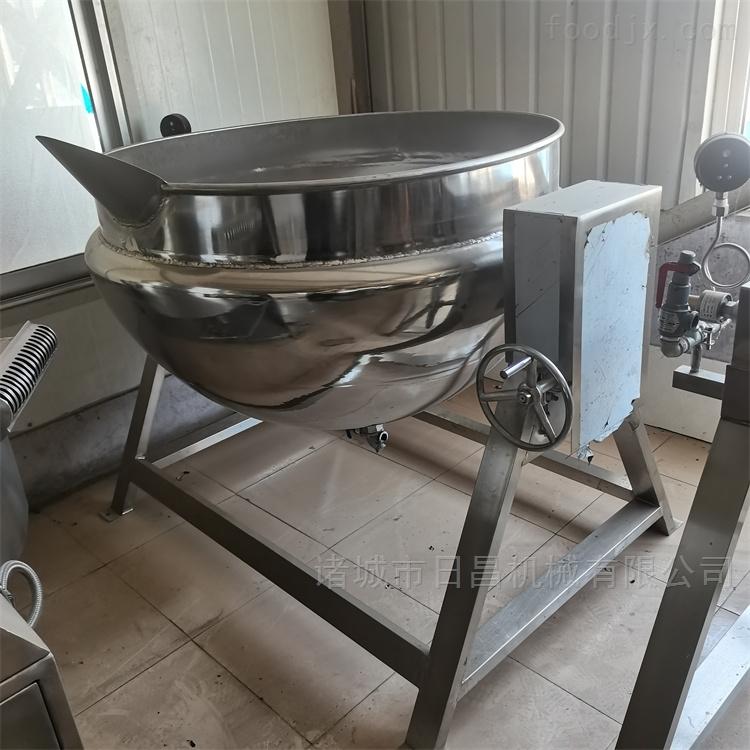 专业生产电加热炒锅夹层锅