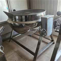 RC500L专业生产电加热炒锅夹层锅