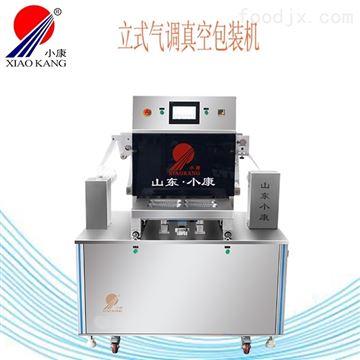 DZ-1000培根肉盒装气调真空包装机