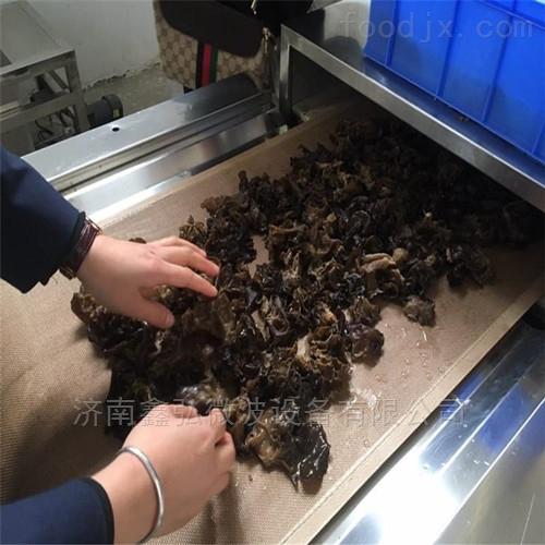 木耳微波脱水干燥设备 食品微波杀虫机