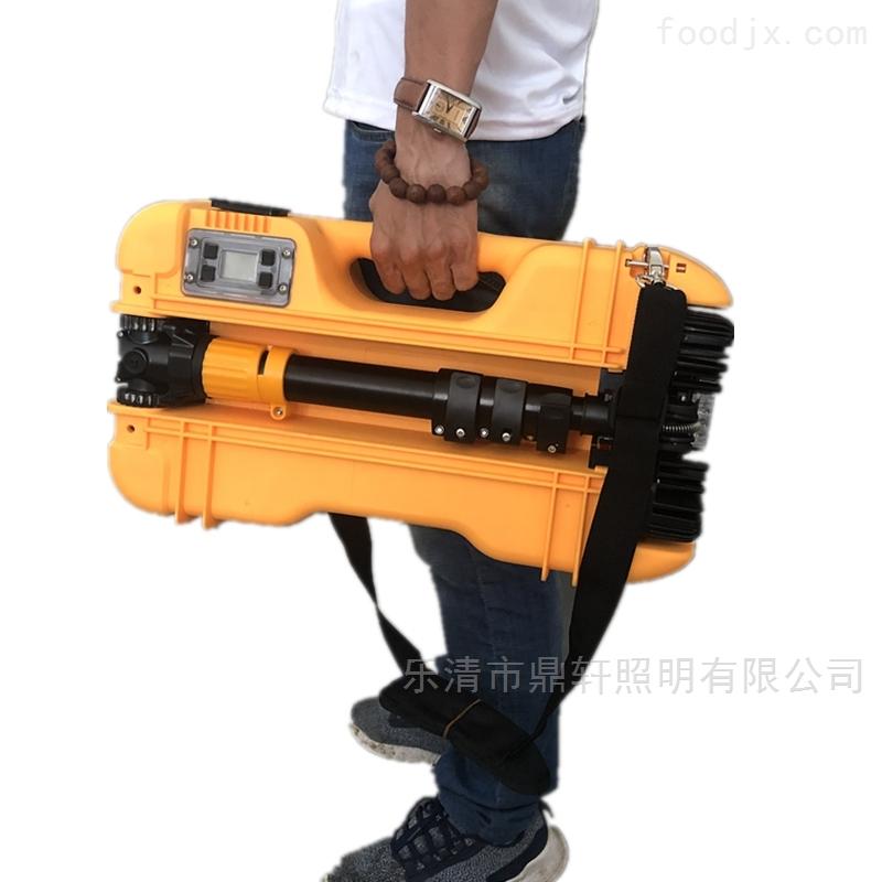 35W便携式工作灯充电式应急泛光灯升降抢修