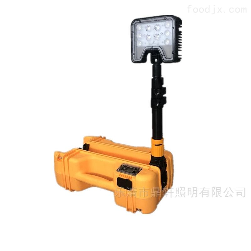 应急防汛移动灯箱 35W充电式LED应急工作灯