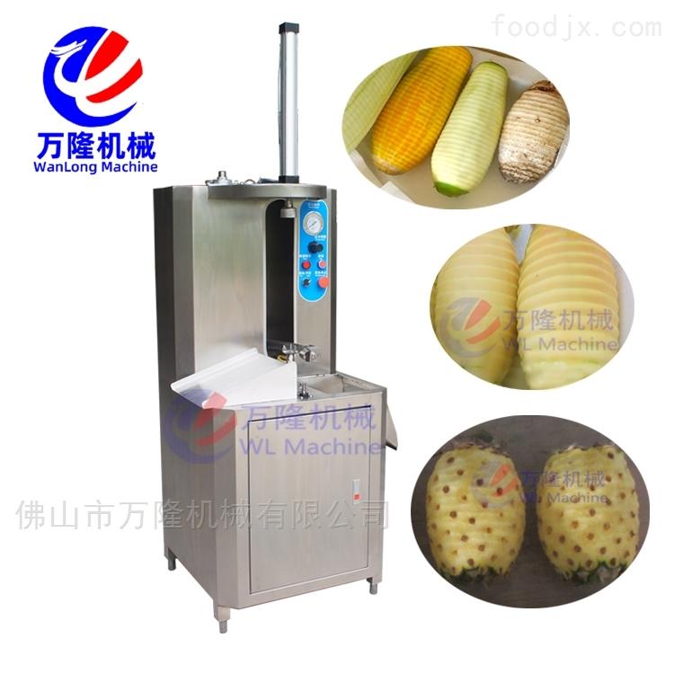 芋头加工设备去皮机凤梨削皮机产量高