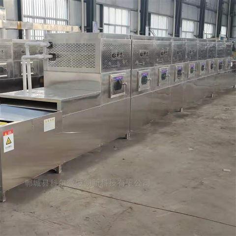 河南不锈钢材质雪莲子微波干燥机设备